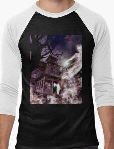 The Haunting of Blackthorne Manor Men's Baseball ¾ T-Shirt