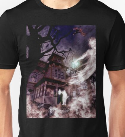 The Haunting of Blackthorne Manor Unisex T-Shirt