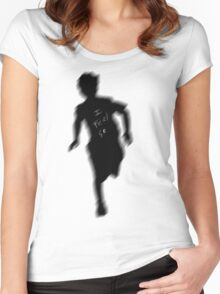 Boxcar Racer  Women's Fitted Scoop T-Shirt