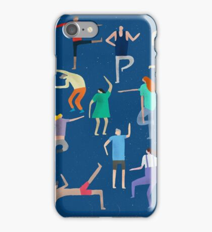 The Dancers iPhone Case/Skin