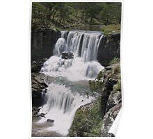 Upper Ebor Falls Poster