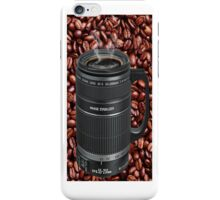 ✿◕‿◕✿  ❀◕‿◕❀TELESCOPIC LENSE COFFEE CUP ✿◕‿◕✿  ❀◕‿◕❀ iPhone Case/Skin