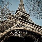 Tour Eiffel by Larissa Dening