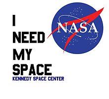 I Need My Space (Nasa) by limbo