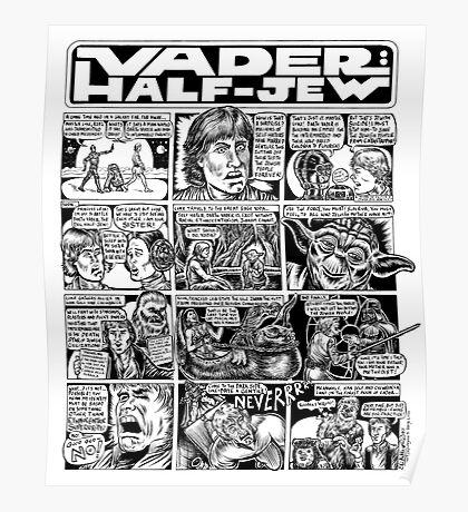 Vader: Half-Jew Poster