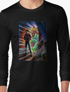 Timespace - Teaser Artwork Long Sleeve T-Shirt