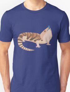 Simple Blue Tongue Skink Unisex T-Shirt