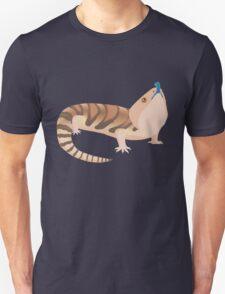Simple Blue Tongue Skink T-Shirt