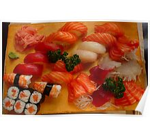 sushi and sashimi 2 Poster