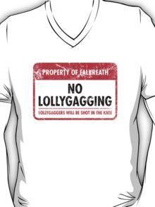 Falkreath Municipal Ordinance T-Shirt