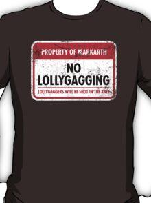Markarth Municipal Ordinance T-Shirt
