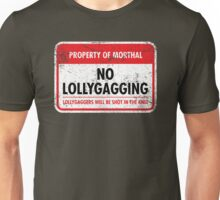 Morthal Municipal Ordinance Unisex T-Shirt