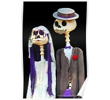 DAY OF THE DEAD #6... THE WEDDING Poster