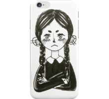 Wednesday Friday iPhone Case/Skin