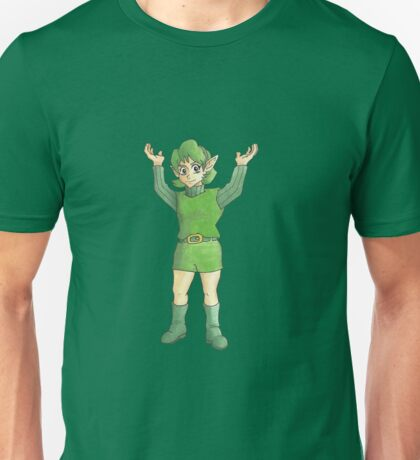 Legend of Zelda Sages - Saria, Sage of Forest T-Shirt