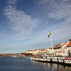 Lysekil harbour, West Sweden by Jeanne Horak-Druiff