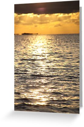 Sunset near Lysekil by Jeanne Horak-Druiff