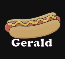 Gerald the Hotdog by frenzix