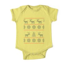 nordic Xmas pattern Kids Clothes