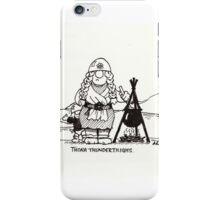 Thora Thunderthighs iPhone Case/Skin