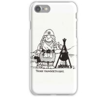 Thora Thunderthighs iPhone Case/Skin
