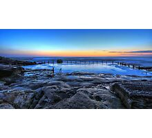 Mahon Pool @ Maroubra Photographic Print