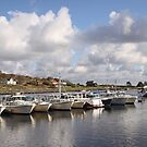 South Koster harbour by Jeanne Horak-Druiff