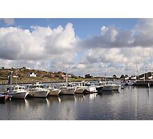 South Koster harbour Photographic Print