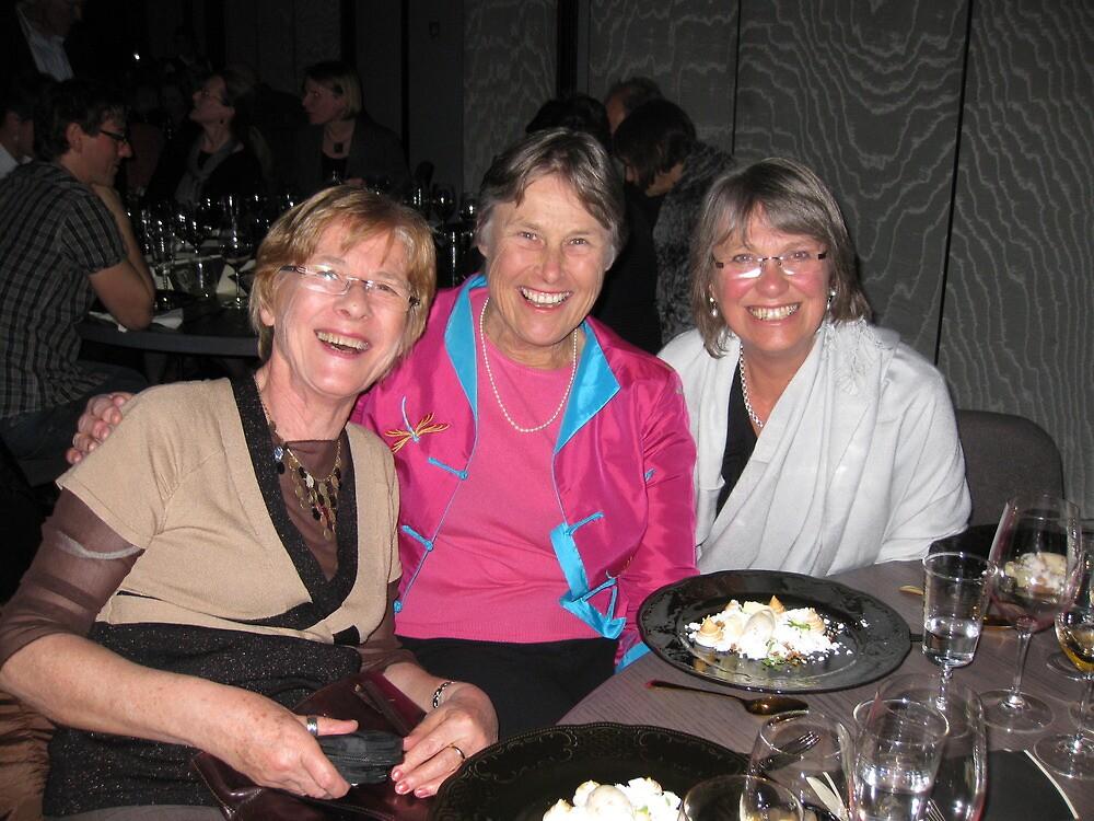 2011 Mum, Cheryl and Jenny by Kath Cashion