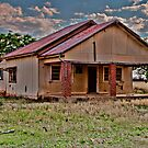 On my Last Legs, the Rural Decay by bazcelt
