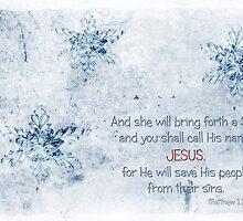 Call His name JESUS by Olga