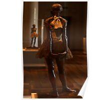 Little Dancer - Edgar Degas Poster