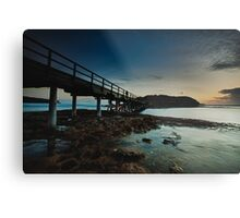 East Bare Island Bridge La Perouse Sydney NSW Metal Print