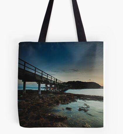 East Bare Island Bridge La Perouse Sydney NSW Tote Bag