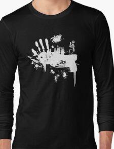 Bloody Guns! (white) Long Sleeve T-Shirt