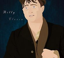 Billy Claven by marcie40