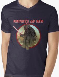Knights of the force Mens V-Neck T-Shirt