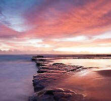 First light - Turimetta by Stephane Milbank