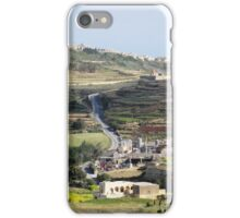Across the Miles iPhone Case/Skin