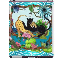 Companions in Paradise by Ro London - Menagerie Collection iPad Case/Skin