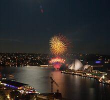 Fireworks by Stephane Milbank