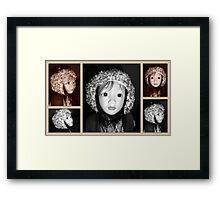 Precious :) Framed Print