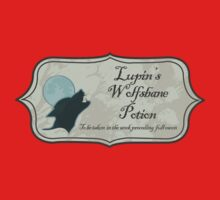 Lupin's Wolfsbane Potion One Piece - Long Sleeve