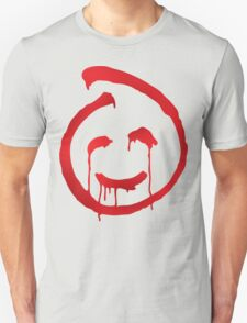 Red John smiley symbol Unisex T-Shirt