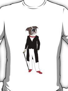 The distinguished dog. T-Shirt