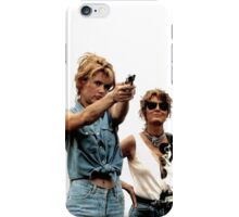 Thelma & Louise iPhone Case/Skin