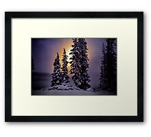 The Colors Of Love Framed Print