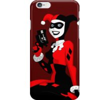 Harley quinn Guns iPhone Case/Skin