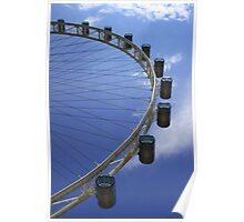 The Singapore Flyer Poster
