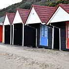 Beach Huts  by heather1990